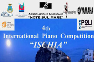 Ischia International Piano Competition 2016