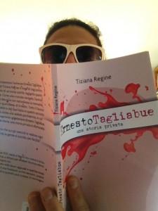 """Tiziana Regine: """"Vi presento Ernesto! (Tagliabue. Una storia privata)"""""""