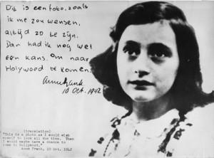 Ischia - Oggi al via la Mostra Internazionale di Anne Frank
