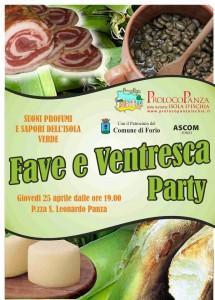A Forio d'Ischia - Fave e Ventresca Party