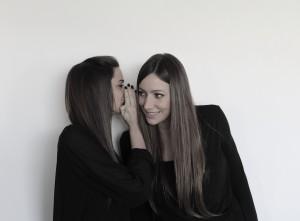 Le Ischitane Marita & Frida Francescon al Salone del Mobile di Milano