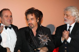 Michele Placido all'Ischia Global