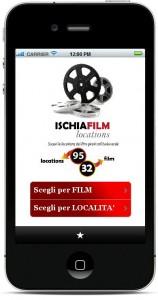 L'Ischia Film Festival lancia la prima applicazione sulle location dei film girati ad Ischia