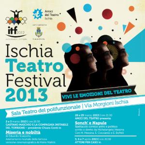 """Grande successo per la prima """"Stagione Teatrale Ischitana"""""""