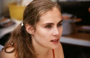Emanuelle Seigner all'Ischia Global