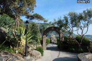 Il Duo M.Fossi - M.Gaggini ai Giardini La Mortella di Forio d'Ischia