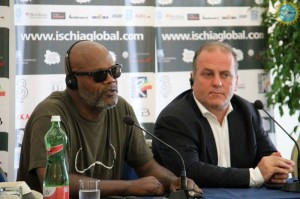 Samuel L. Jackson, e Emmanuelle Seigner, grandi star all'Ischia Global Film & Music Fest