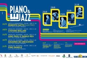Lacco Ameno d'Ischia al via Piano & Jazz 2013