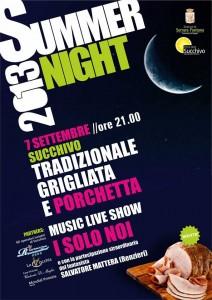 Ad Ischia Succhivo Summer Night