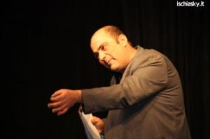 """Ad Ischia lo spettacolo """"Cabaret per un palco"""""""