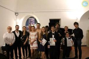 Grande successo per la International  Piano Competition 'Ischia'