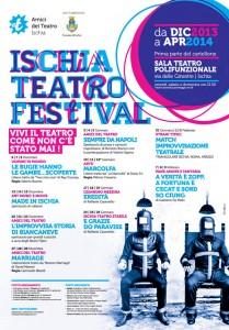 Ischia Teatro Festival si riparte con la nuova stagione
