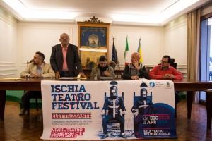 Ischia Teatro Festival - Presentato il cartellone della VI Edizione