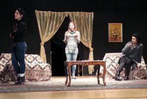 Ischia Teatro Festival - Marriage...L' Unione delle Arti e' una mossa vincente!