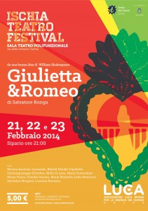 Ischia Teatro Festival - Giulietta e Romeo