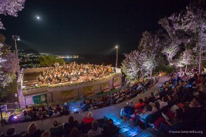 Giardini La Mortella di Forio d'Ischia - The 12 Ensemble Orchestra d'archi