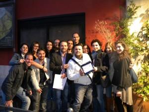 """La compagnia teatrale Ischitana """"Uomini Di Mondo"""" a San Vitaliano, ospite della rassegna Schegge di Teatro"""