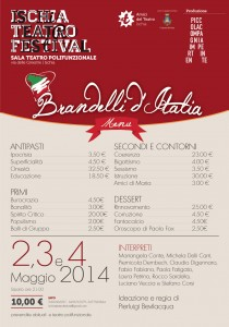 All'Ischia Teatro Festival lo spettacolo Brandelli d'Italia