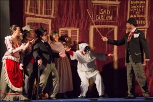 "All'Ischia Teatro Festival la commedia ""Miseria e Nobilta'"""