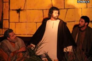 Questa sera la rappresentazione della Passione di Cristo  a Forio d'Ischia