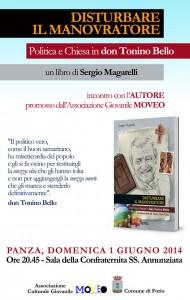 A Panza d'Ischia incontro con Sergio Magarelli