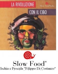 E' Fontana la piazza dello slow food day di Ischia e Procida