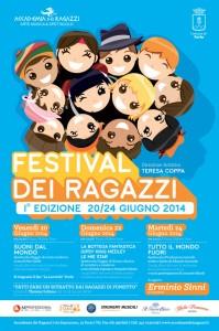 A Forio d'Ischia al via la Prima Edizione del Festival dei Ragazzi