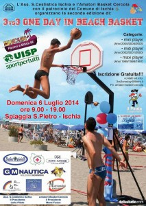 Torna ad Ischia One day in Beach Basket