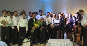 Tutti d'Accordo - Ottima esibizione per il debutto della neo Orchestra presso l'Auditorium SS. Maria Madre della Chiesa di Fiaiano d'Ischia