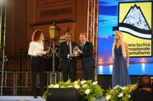 Trentacinquesimo Premio Ischia Internazionale di Giornalismo, dibattiti,  informazione e musica d'autore