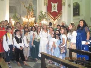"""A Forio d'Ischia la rappresentazione """"O Vito dalle angeliche sembianze"""""""