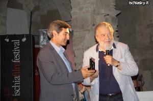 Pupi ed Antonio Avati ospiti d'eccezione all'Ischia Film Festival