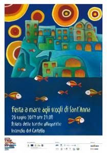 Ischia, e' l'ora della Festa: Sant'Anna fa bella l'isola
