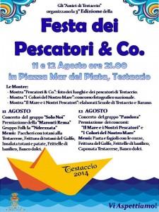 Questa sera al Testaccio d'Ischia la Festa dei Pescatori & Co