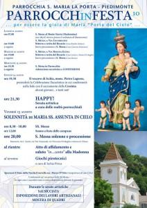 Parrocchia in festa a Piedimonte di Ischia