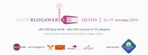 Ad Ischia Food Blog Awards 2014