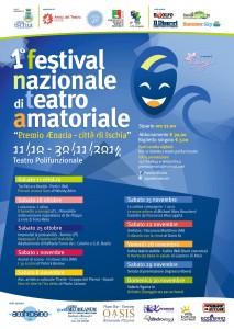 Ischia - Si apre il sipario sul premio Aenaria, sabato prossimo il primo spettacolo