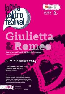 Ischia Teatro Festival si parte con Giulietta e Romeo