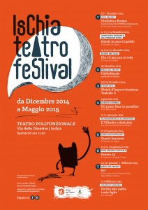 Ischia Teatro Festival - Presentata la settima edizione