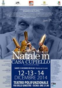 Ischia Teatro Festival - Natale in casa Cupiello