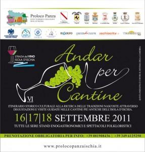 Ad Ischia - Andar Per Cantine IV Edizione - 16-17-18 settembre