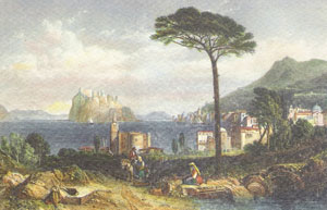 La visita al Catello d'Ischia
