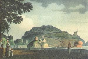La scoperta delle terme dell'isola d'Ischia