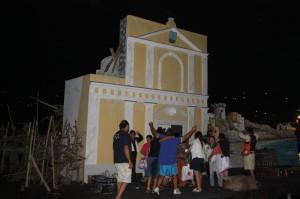 Forio d'Ischia festeggia la vittoria del Palio di Sant'Anna 2011