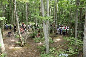 Eventi 2011 - Passeggiata ecologica nei boschi della Falanga
