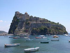 Ischia - Architettura e idee al Castello Aragonese