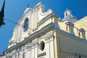 La Cattedrale ad Ischia