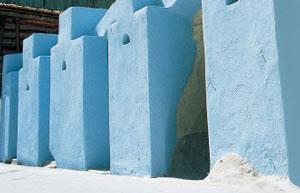 Le acque di Cavascura nell'isola d'Ischia