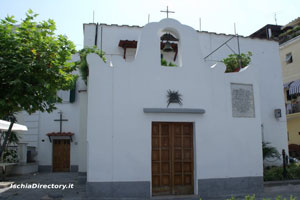 La chiesa di S. Girolamo