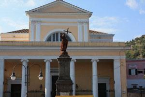 La chiesa di S. Maria di Portosalvo